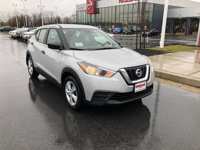2020 Nissan Kicks S White Marsh MD