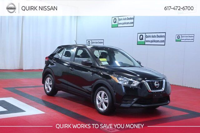 2020 Nissan Kicks S Quincy MA