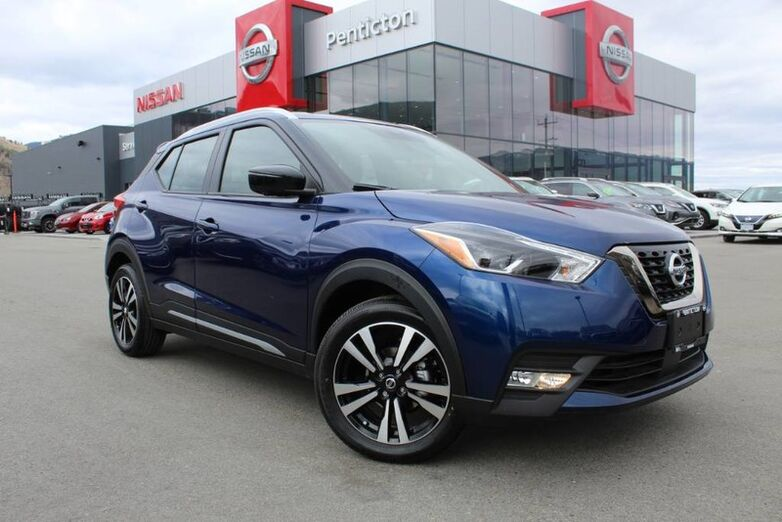 2020 Nissan Kicks SR, BOSE STEREO, SUPER FUN CAR, COME TEST DRIVE AND SEE ! Kelowna BC