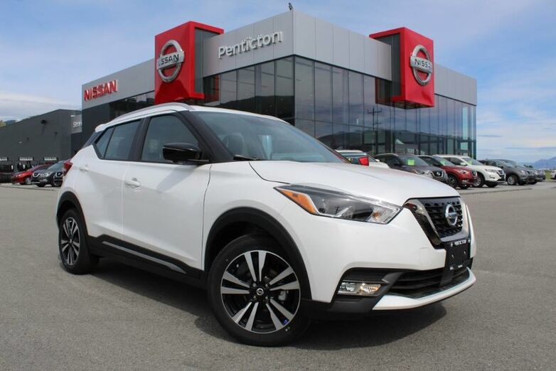 2020 Nissan Kicks SR, BOSE STEREO, SUPER FUN CAR, COME TEST DRIVE AND SEE ! Penticton BC
