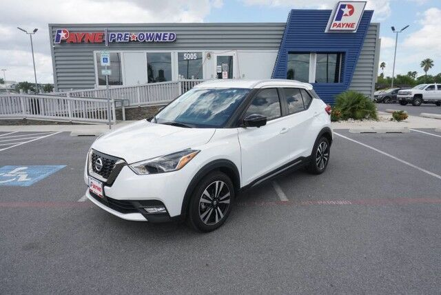 2020 Nissan Kicks SR Harlingen TX