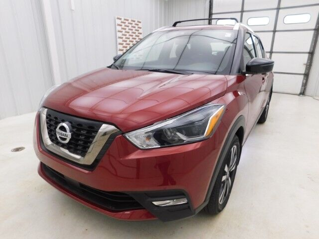 2020 Nissan Kicks SR FWD Manhattan KS