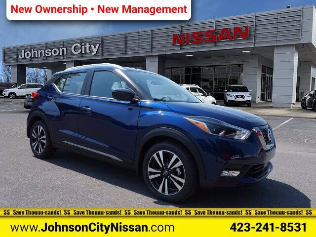 2020 Nissan Kicks SR Johnson City TN