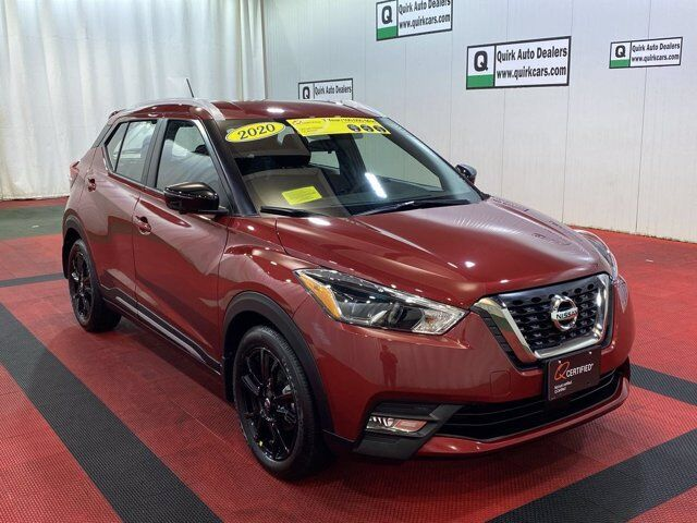 2020 Nissan Kicks SR Quincy MA
