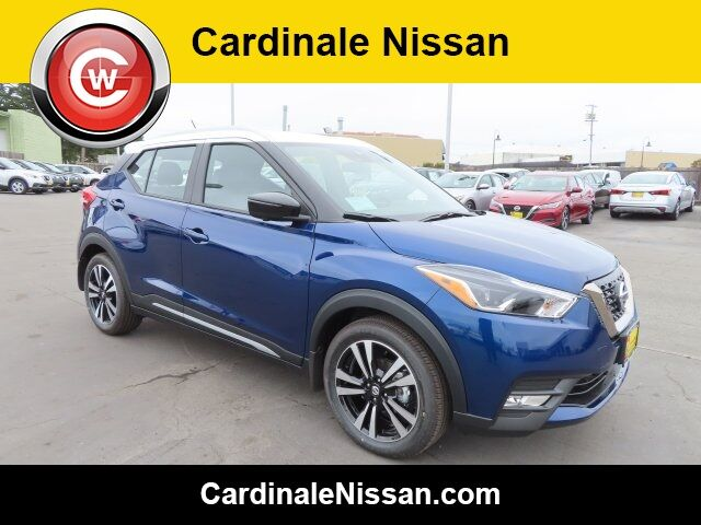 2020 Nissan Kicks SR Seaside CA