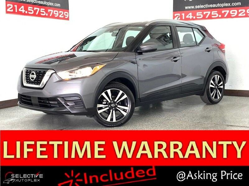 2020 Nissan Kicks SV, APPLE CARPLAY, BLIND SPOT MON, REAR VIEW CAM, REMOTE START Carrollton TX