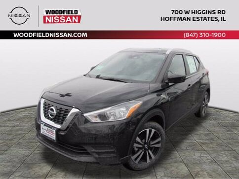 2020_Nissan_Kicks_SV_ Hoffman Estates IL