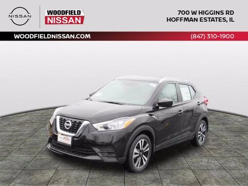 2020_Nissan_Kicks_SV_ Hoffman Estates IL