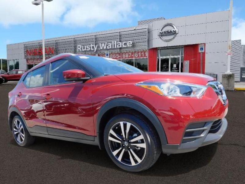 2020 Nissan Kicks SV Knoxville TN