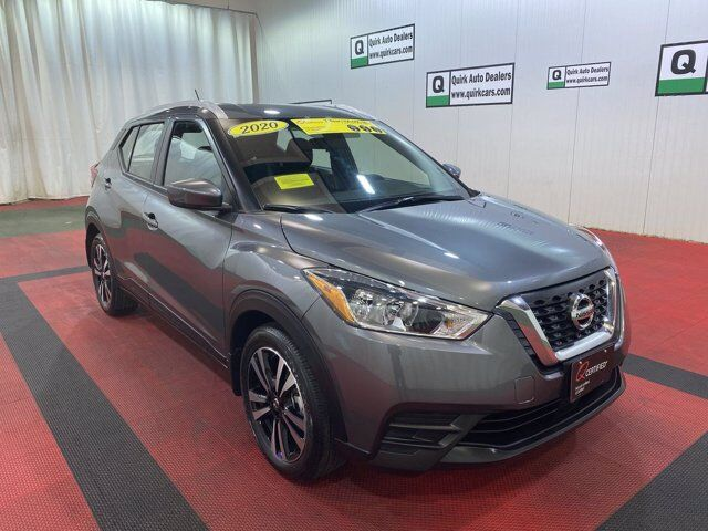 2020 Nissan Kicks SV Quincy MA