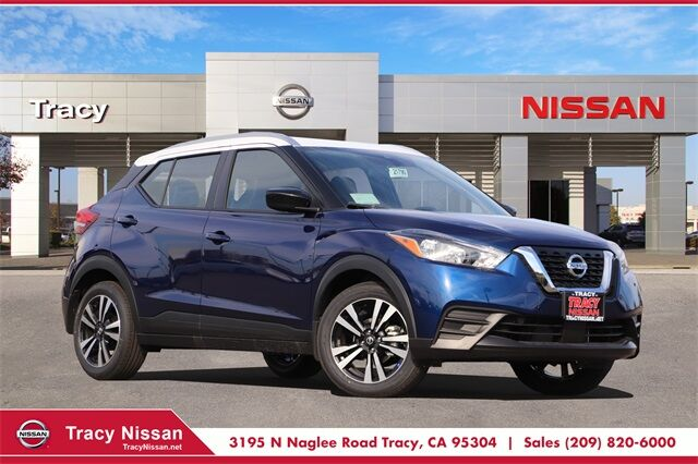 2020 Nissan Kicks SV Tracy CA