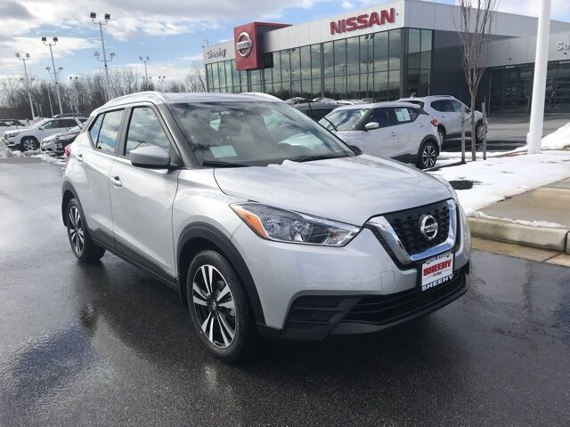 2020 Nissan Kicks SV White Marsh MD
