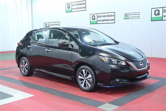 2020 Nissan LEAF S PLUS Quincy MA