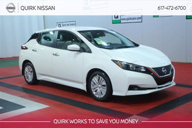 2020 Nissan LEAF S Quincy MA