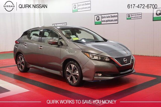 2020 Nissan LEAF SL PLUS Quincy MA