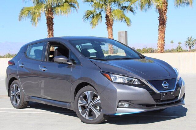 2020 Nissan LEAF SV PLUS Cathedral City CA
