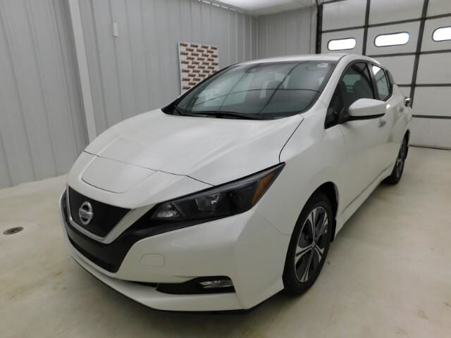 2020 Nissan LEAF SV PLUS Hatchback Manhattan KS