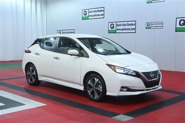 2020 Nissan LEAF SV PLUS Quincy MA