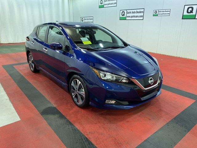 2020 Nissan LEAF SV Quincy MA