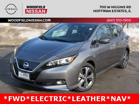 2020_Nissan_Leaf_SL Plus_ Hoffman Estates IL