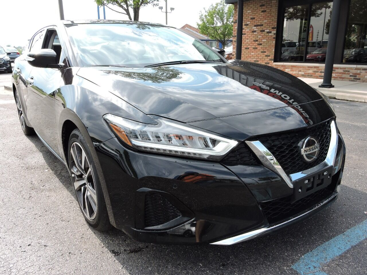 2020 Nissan Maxima 3.5 SL 4dr Sedan Chesterfield MI