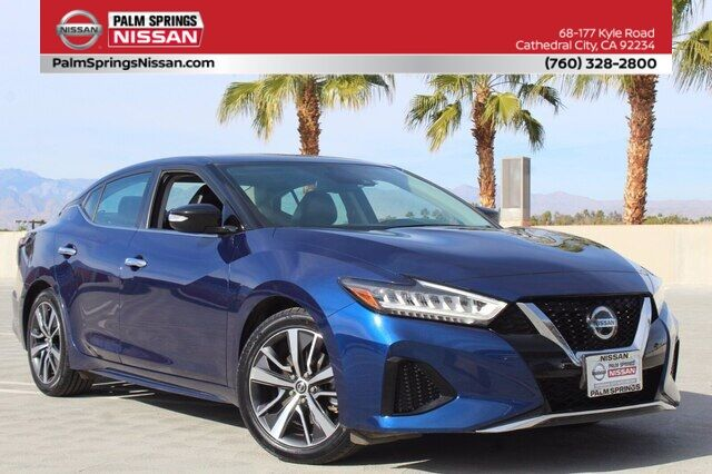 2020 Nissan Maxima 3.5 SV Cathedral City CA