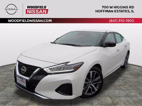 2020_Nissan_Maxima_S_ Hoffman Estates IL