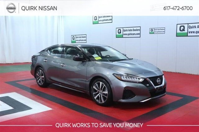2020 Nissan Maxima S Quincy MA