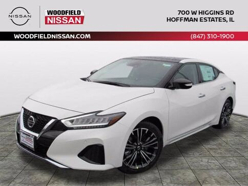 2020_Nissan_Maxima_SL_ Hoffman Estates IL