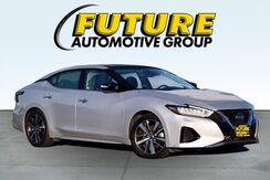 2020_Nissan_Maxima_SL_ Roseville CA