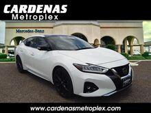 2020_Nissan_Maxima_SR_ McAllen TX