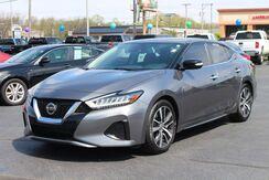 2020_Nissan_Maxima_SV_ Fort Wayne Auburn and Kendallville IN