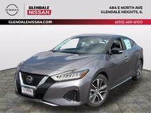 2020_Nissan_Maxima_SV_ Glendale Heights IL
