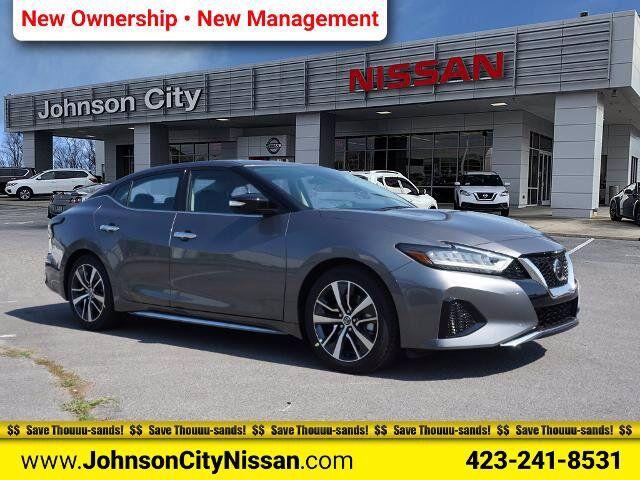 2020 Nissan Maxima SV Johnson City TN