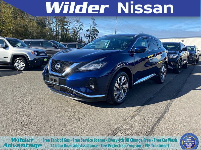 2020 Nissan Murano 4d SUV AWD SL Port Angeles WA