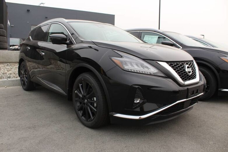 2020 Nissan Murano Limited Edition Penticton BC