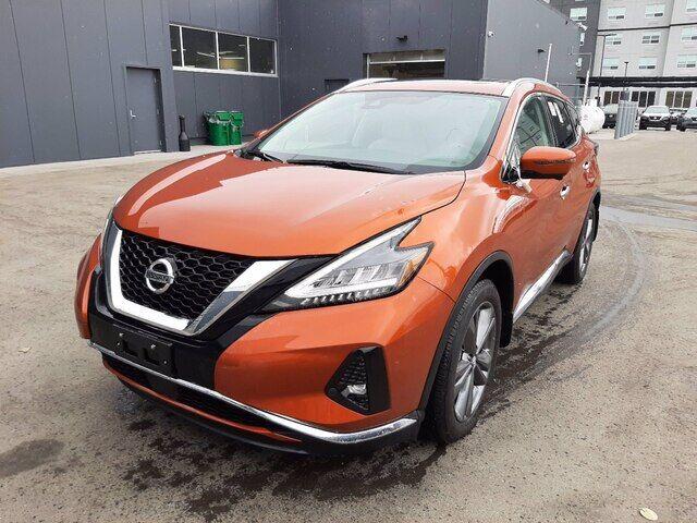 2020 Nissan Murano PLATINUM | AWD | LEATHER | *DEMO CLEARANCE* Calgary AB