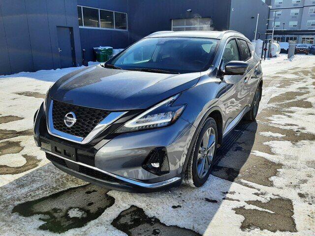 2020 Nissan Murano PLATINUM   PANO ROOF   NAV   *DEMO CLEARANCE* Calgary AB