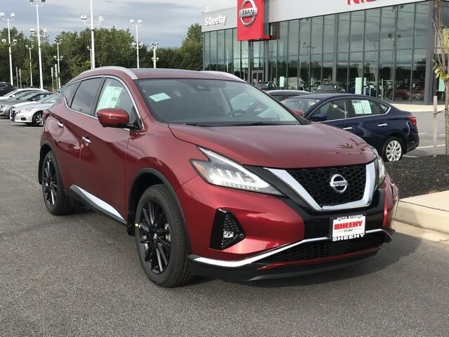 2020 Nissan Murano Platinum White Marsh MD