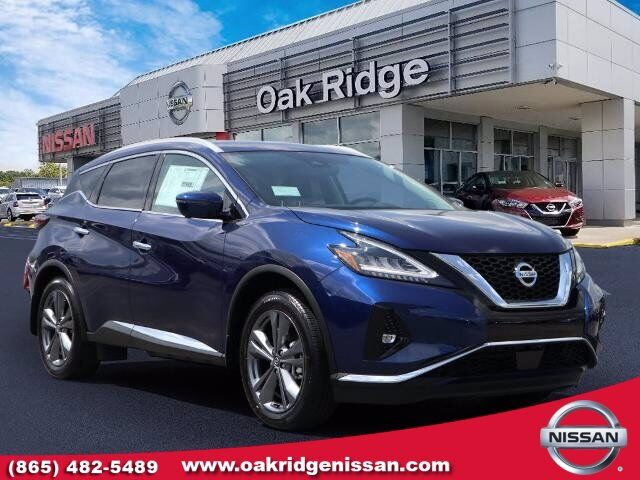 2020 Nissan Murano Platinum Oak Ridge TN