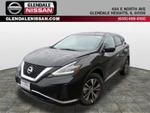 2020_Nissan_Murano_S_ Glendale Heights IL