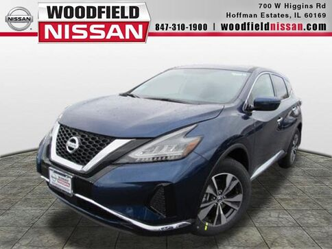 2020_Nissan_Murano_S_ Hoffman Estates IL