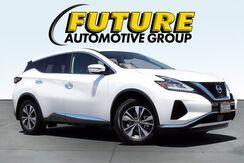 2020_Nissan_Murano_S_ Roseville CA