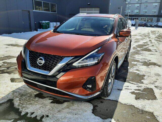2020 Nissan Murano SL   LEATHER   SUNROOF   *DEMO CLEARANCE* Calgary AB