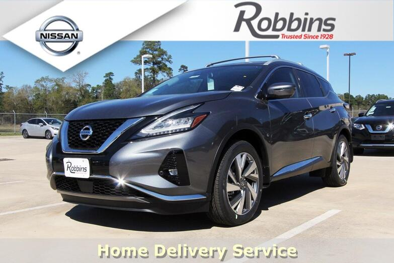 2020 Nissan Murano SL Houston TX