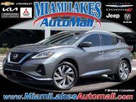 2020 Nissan Murano SL Miami Lakes FL