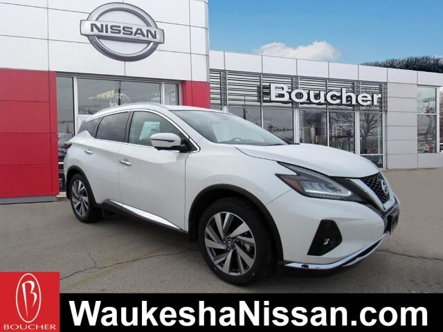 2020 Nissan Murano SL Moonroof Package Waukesha WI