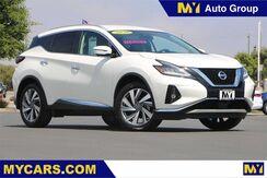 2020_Nissan_Murano_SL_ Salinas CA