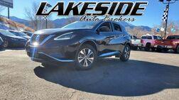 2020_Nissan_Murano_SV AWD_ Colorado Springs CO