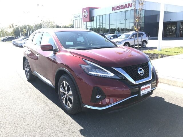 2020 Nissan Murano SV White Marsh MD